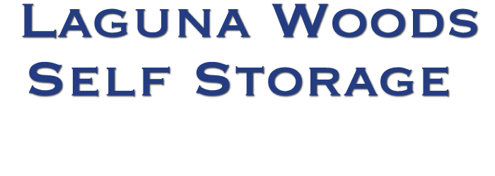 Laguna Woods Self Storage logo